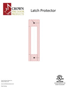 Latch-Protector